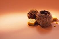 chocolat caramel truffe