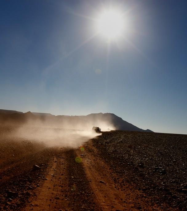 piste maroc