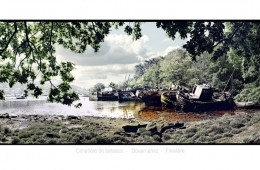 Cimetière de bateaux – Douarnenez – Bretagne 3