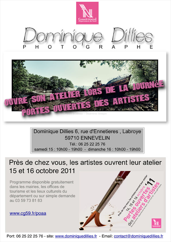 actualites   Dominique Dillies photographe publicitaire Lille